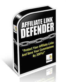 Affiliate Link Defender With Master Resale Rights | Software | Internet