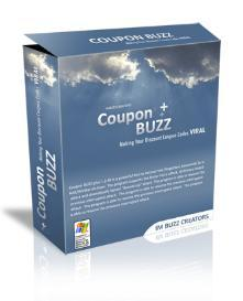 Coupon Buzz With Master Resale Rights | Software | Internet