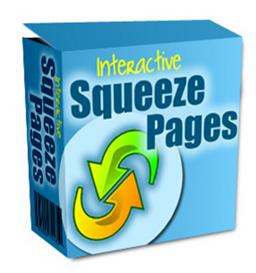 Interactive Squeeze Pages With Master Resale Rights | Software | Design