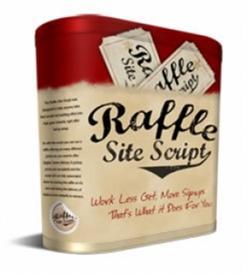 Raffle Site Script With MRR | Software | Developer