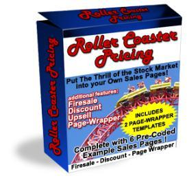 roller coaster pricing system with mrr