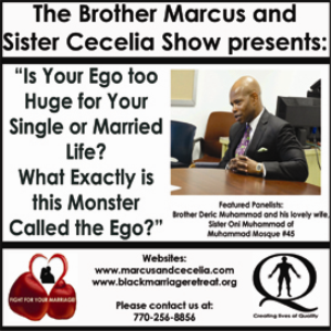 """Is Your Ego Too Huge For Your Single or Married Life? What Exactly is this Monster Called the Ego?"" 