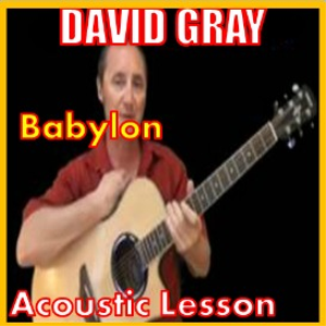Learn to play Babylon by David Gray | Movies and Videos | Educational