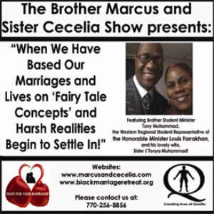 """When we have based our marriages and lives on 'fairy tale concepts' and harsh realities begin to settle in!"" 