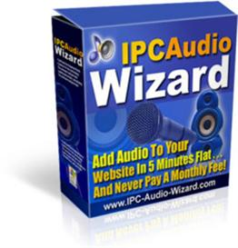 IPC Audio Wizard With MRR | Software | Audio and Video