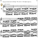 Lesson No.35 (Turning the thumb under 5th finger), The Virtuoso Pianist, Part 2, Ch.Hanon, Ed. Schirmer (PD), Tablet Edition, A5 Landscape, 2pp   eBooks   Sheet Music