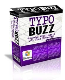Typo Buzz With Master Resale Rights | Software | Internet