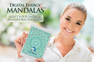 morning boost - digital energy mandala