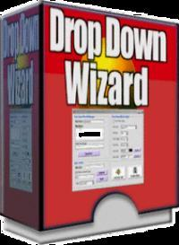 Drop Down Wizard With Master Resale Rights | Software | Business | Other