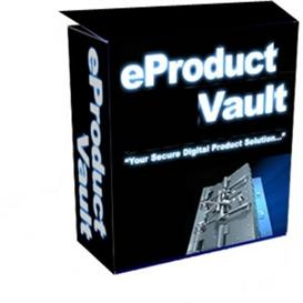 eProducts Vault With MRR | Software | Developer