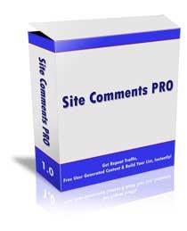 Site Comments Pro With MRR | Software | Developer