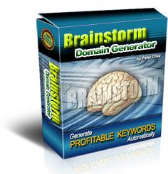 *NEW* Brainstorm Domain Generator  WIth MRR | Software | Internet