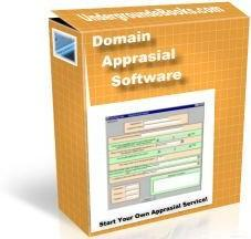 Domain Appraisal Service Software  WIth MRR | Software | Business | Other