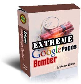 Extreme GooglePages Bomber With MRR | Software | Internet