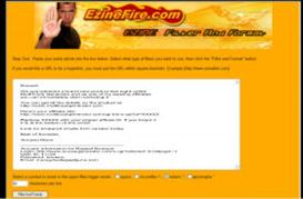 Ezine - Fire  With MRR | Software | Internet
