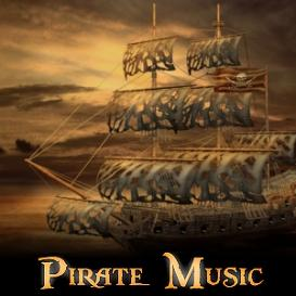 Pirates in the Bay - 1 Min Loop, License A - Personal Use | Music | Children