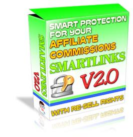 SMARTLINKS V2.0 Smart ProtectionFor Your AffiliateCommisions ! MRR Inc | Software | Utilities