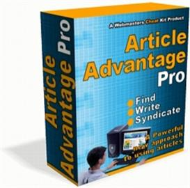 Article Advantage Pro With Resale Rights | Software | Business | Other