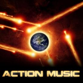 Hectic Action - 5s Stinger, License B - Commercial Use | Music | Instrumental
