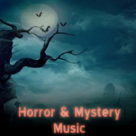 Mysterious Spooky and Creepy - Less FX, License B - Commercial Use | Music | Instrumental