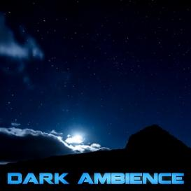 pulsating darkness in space - loop, license b - commercial use