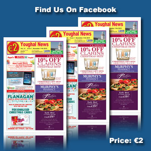 Youghal News November 11th 2015 | eBooks | Magazines