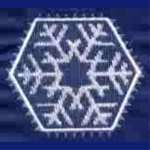 Laura's Sewing Studio Snowflakes VP3 | Crafting | Embroidery
