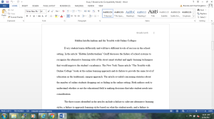 Essay 3 Breadcrumb | Documents and Forms | Research Papers