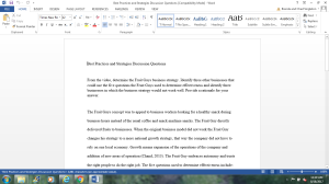 Best Practice and Strategies DQ   Documents and Forms   Research Papers