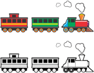 toy train image