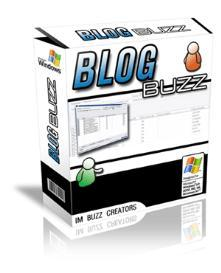 Blog Buzz  With Resale Rights | Software | Internet