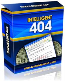 Intelligent 404 Software With Resale Rights | Software | Internet
