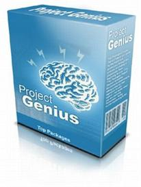 Project Management Software: Project Genius With Resale Rights | Software | Utilities