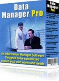 Data Manager Pro With Resale Rghts | Software | Developer