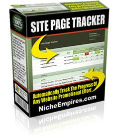 Site Page Tracker With Resale Rights | Software | Internet