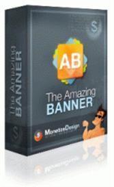 the amazing banner creator