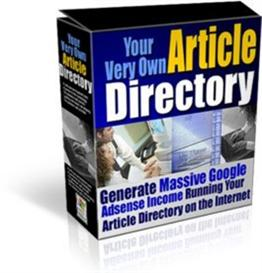 Article Site Directory - Your Very Own Article Directory Script ! Resa | Software | Developer