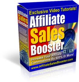 Affiliate Sales Booster | eBooks | Internet