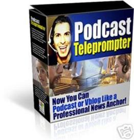 Podcast Teleprompter (MRR) | Software | Developer