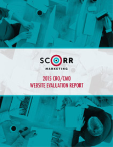 2015 CRO/CMO Website Evaluation Report | eBooks | Other