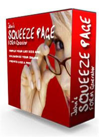 Squeeze Page Softwares With Resale Rights | Software | Design
