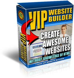 vip website builder with resale rights