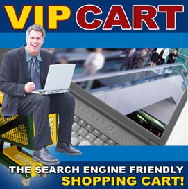 vip shopping cart with resale rights