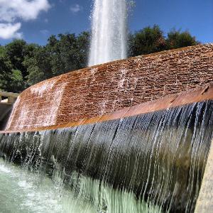 austin, tx. fountain