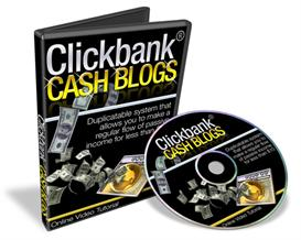 Click Bank Cash Blogs Video Series (MRR) Included. | Software | Add-Ons and Plug-ins