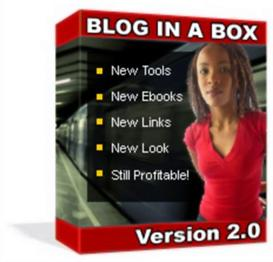 Blog In A Box Toolkit v2.1(Resale Rights Included) | eBooks | Internet