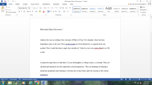 Philosophy Ethnic Discussion 7   Documents and Forms   Other Forms