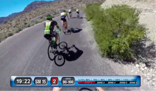 First Additional product image for - On The Road 8.0 - Red Rock Canyon Loop Training Ride