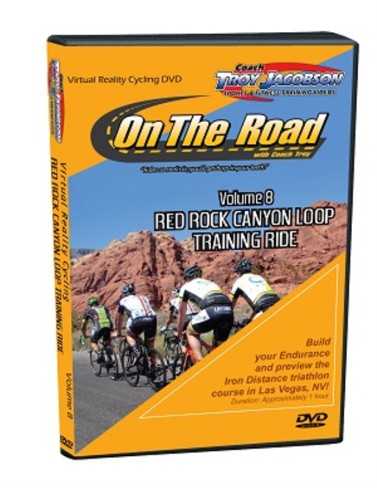 Second Additional product image for - On The Road 8.0 - Red Rock Canyon Loop Training Ride