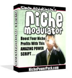 Niche Modulator Software  (MRR) | Software | Utilities